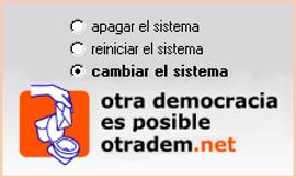 Contenidos de otrademocraciaesposible